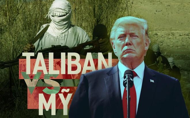 """Từ """"tổ chức khủng bố"""" thành đối tác hoà bình của Mỹ: Taliban nhen nhóm hy vọng cho Afghanistan"""