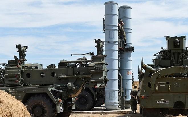 Syria: S-300 của Nga đã sẵn sàng hoạt động, chiến đấu cơ Israel sẽ gặp khó?