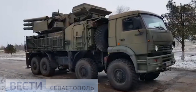 Tên lửa S-400 đã phủ kín Bán đảo Crimea: Pháo đài bất khả xâm phạm của Nga! - Ảnh 3.