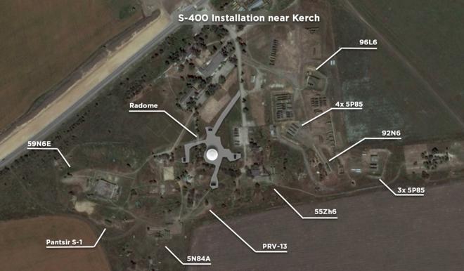 Tên lửa S-400 đã phủ kín Bán đảo Crimea: Pháo đài bất khả xâm phạm của Nga! - Ảnh 2.