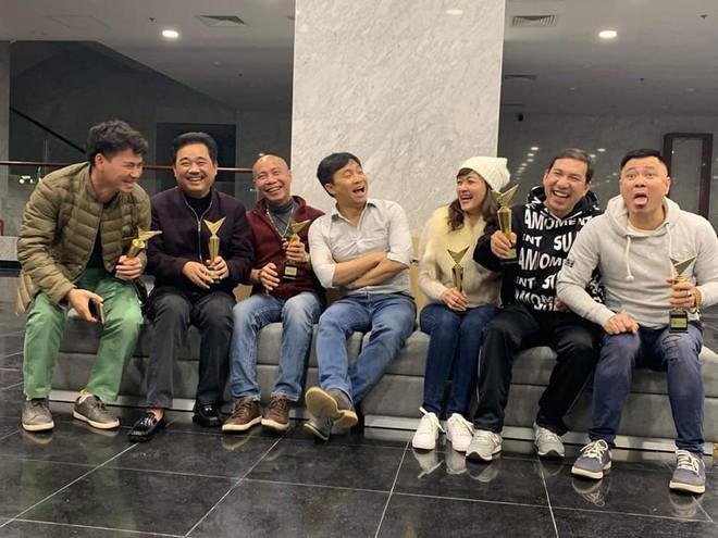 Hé lộ những hình ảnh đầu tiên trong buổi tập Táo Quân 2019, Chí Trung không xuất hiện - Ảnh 3.