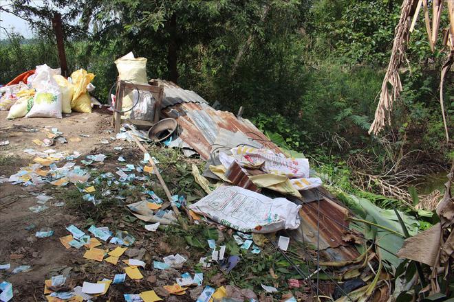 Thăm nạn nhân vụ tai nạn ở Long An: Cảnh nghèo không thể tưởng! - Ảnh 4.