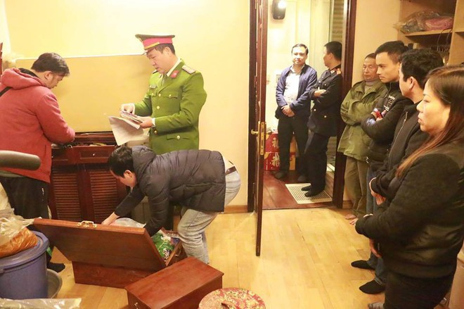 Hưng kính bảo kê chợ Long Biên từng lấy lý do chờ ghép nội tạng, nằm viện để né điều tra - Ảnh 1.