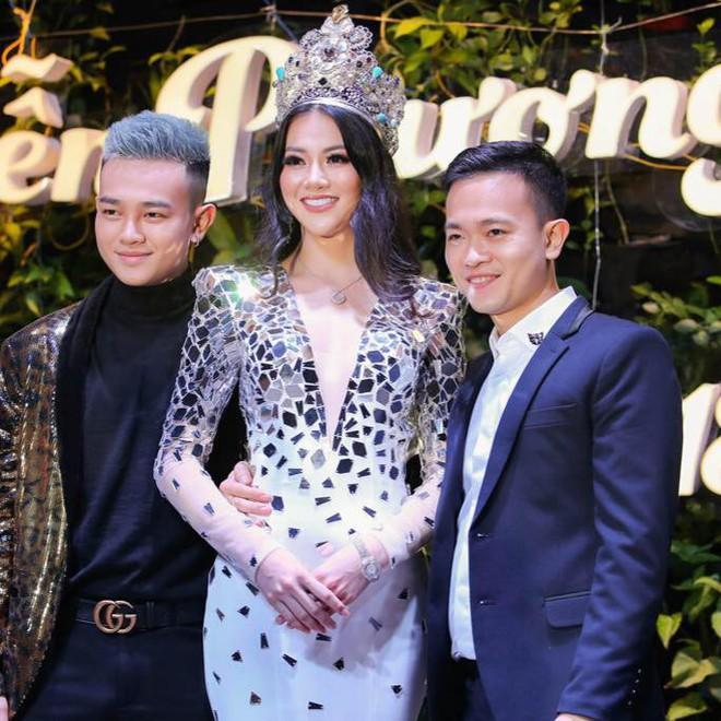 Anh ruột tuyên bố trả vương miện nếu Phúc Nguyễn có bằng chứng chi 10 tỷ để Phương Khánh đạt hoa hậu - Ảnh 3.