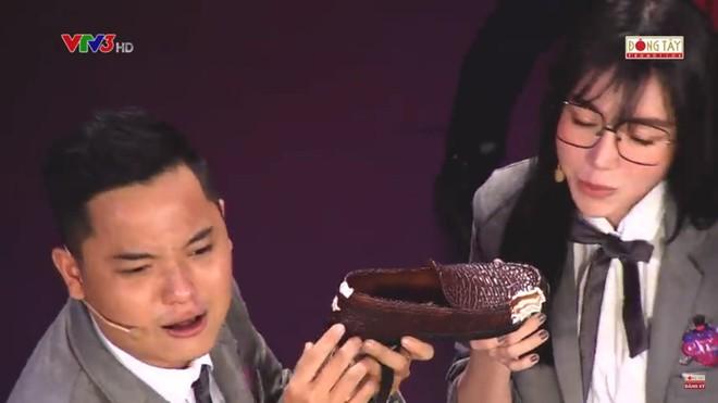 Được Trường Giang khen xinh xắn nhưng Hari Won chỉ cười trừ khi bị hỏi câu này - Ảnh 9.