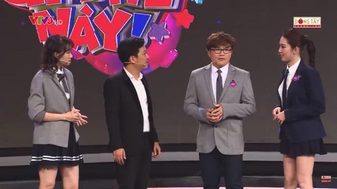 Được Trường Giang khen xinh xắn nhưng Hari Won chỉ cười trừ khi bị hỏi câu này - Ảnh 3.