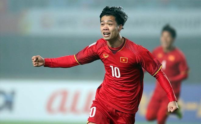 HLV Park Hang-seo có thể xếp Công Phượng đá chính ở trận gặp Iraq