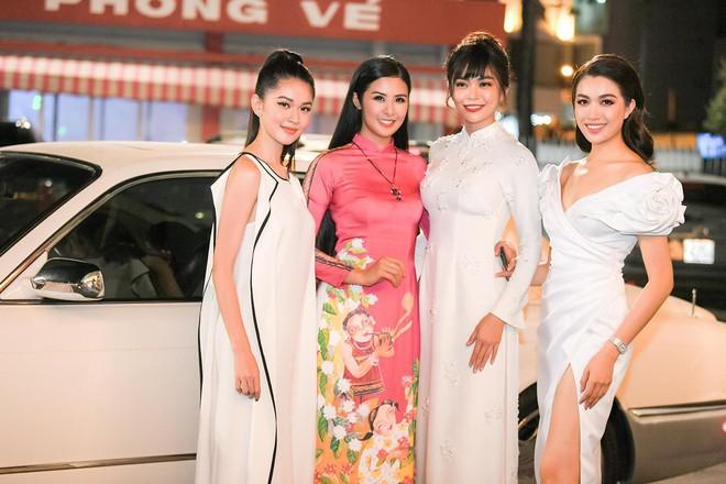 Ngọc Hân giới thiệu BST mang hương sắc cà phê trong Duyên dáng Việt Nam 30 - Ảnh 1.