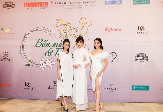 Ngọc Hân giới thiệu BST mang hương sắc cà phê trong Duyên dáng Việt Nam 30 - Ảnh 2.