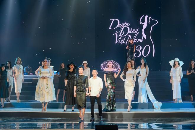 Ngọc Hân giới thiệu BST mang hương sắc cà phê trong Duyên dáng Việt Nam 30 - Ảnh 4.