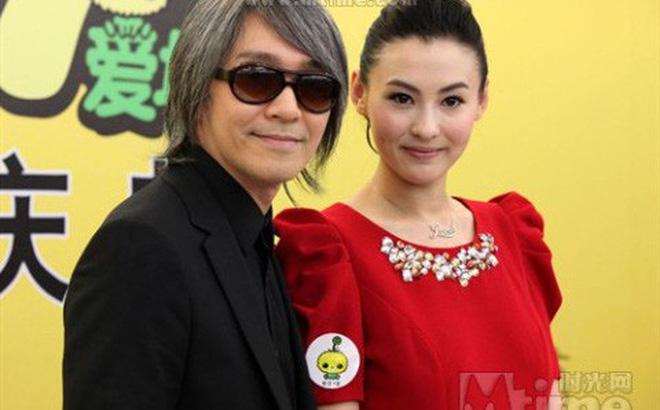 Châu Tinh Trì bị nghi ngờ là cha của con trai Trương Bá Chi