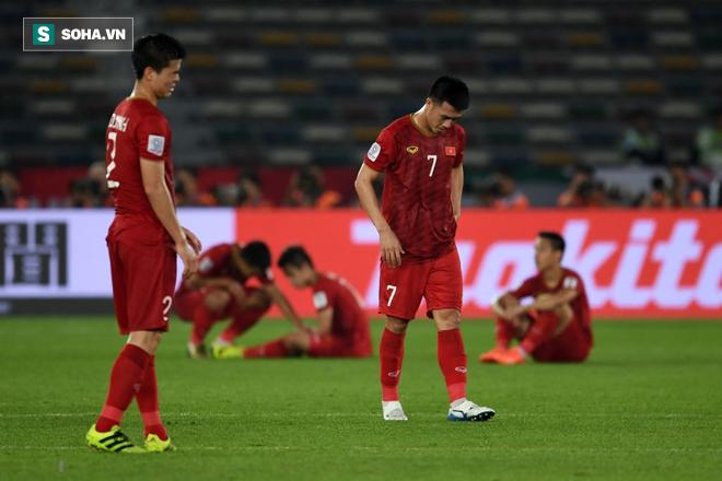 Đừng khóc cho HLV Park Hang-seo, mà hãy vui vì dấu ấn Việt Nam! - Ảnh 1.