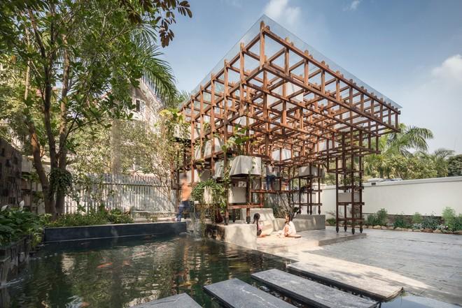 Công trình vườn - ao - chuồng của Hà Nội lên báo ngoại - Ảnh 12.