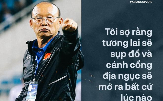 Việt Nam thua 1 trận đấu nhưng đừng quên chúng ta còn cả tương lai phía trước