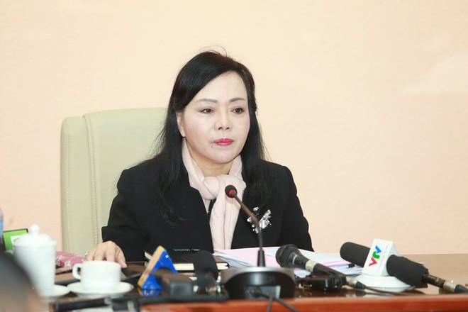 Bộ trưởng Bộ Y tế chỉ ra nghịch lý giữa sức khoẻ và tuổi thọ của người Việt  - Ảnh 1.