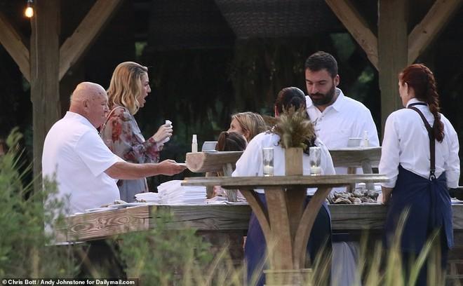 Hình ảnh cực hiếm trong đám cưới bí mật, đóng cửa với truyền thông của Justin Bieber - Ảnh 7.