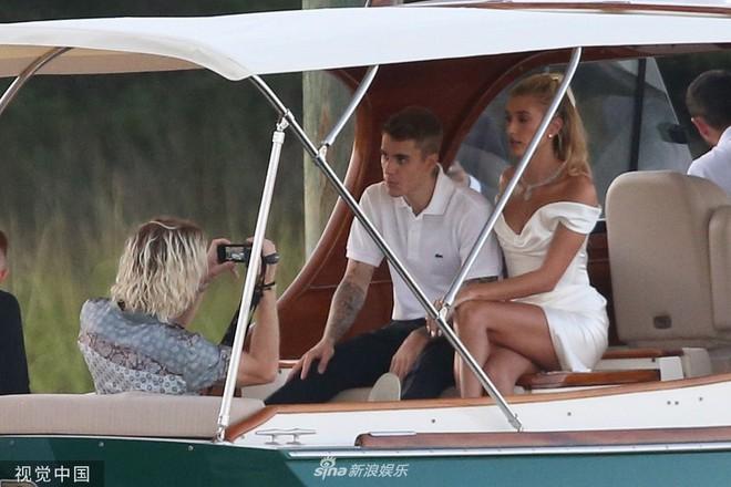 Hình ảnh cực hiếm trong đám cưới bí mật, đóng cửa với truyền thông của Justin Bieber - Ảnh 3.