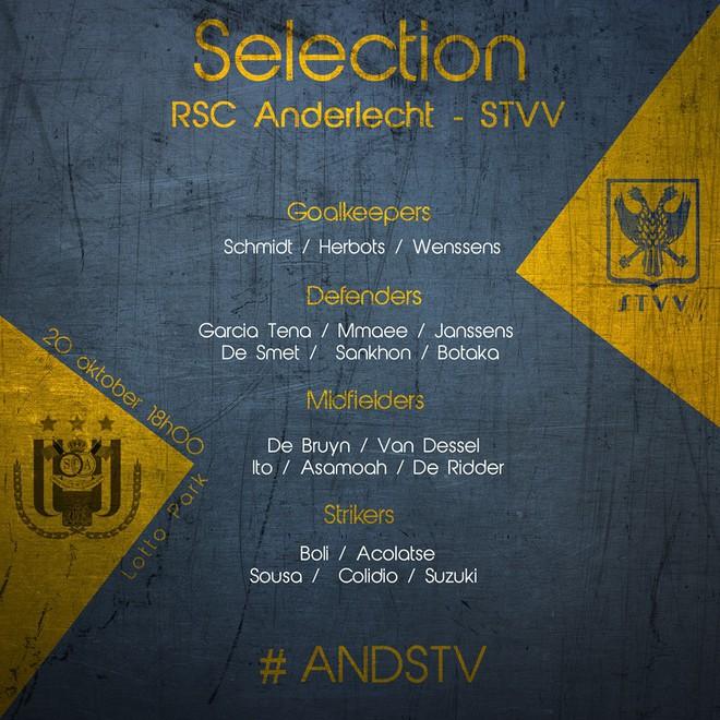 Công Phượng thêm một lần ra rìa, chưa hẹn ngày trở lại đội hình Sint Truidense - Ảnh 1.