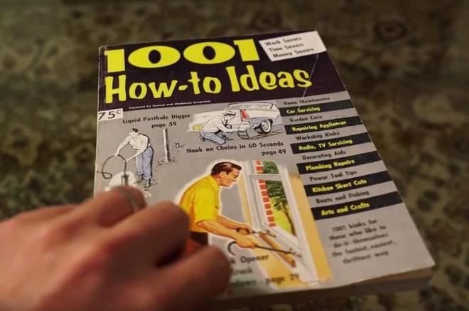Cuốn sách mẹo vặt từ những năm 1960, áp dụng nó thời nay bạn sẽ thấy kết quả tuyệt vời - Ảnh 1.