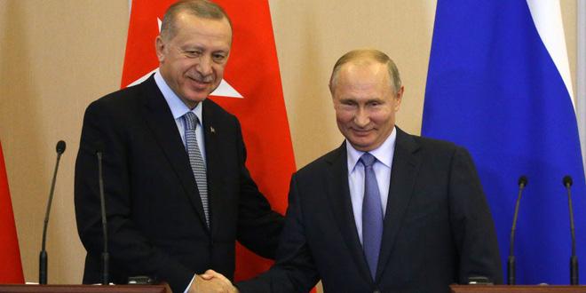 TT Putin bá chủ Trung Đông, lật ngược thế cờ Syria - Nga thắng lớn, Mỹ thất bại ê chề - Ảnh 1.