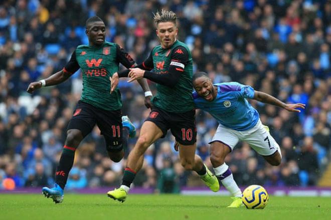 'Hủy diệt' Aston Villa trong hiệp 2, Man City áp sát Liverpool - Ảnh 3.