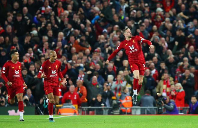 Vận may gõ cửa, Liverpool xây chắc ngôi đầu bảng bằng trận thắng nhọc trước Tottenham - Ảnh 5.