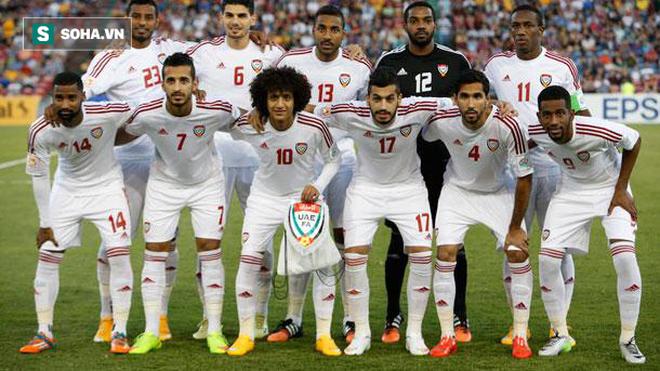 Báo Trung Quốc bất ngờ dự đoán UAE sẽ đánh bại Việt Nam ngay tại Mỹ Đình - Ảnh 1.