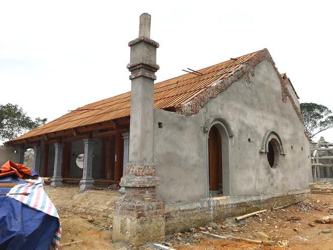 Vụ chùa triệu đô xây chui, lấn di tích lịch sử: Tỉnh Nghệ An yêu cầu tháo dỡ - Ảnh 2.
