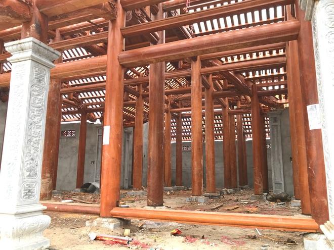 Vụ chùa triệu đô xây chui, lấn di tích lịch sử: Tỉnh Nghệ An yêu cầu tháo dỡ - Ảnh 3.