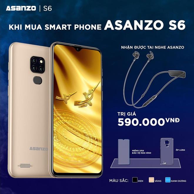 Asanzo rao bán chiếc smartphone với giá chấn động - Ảnh 9.