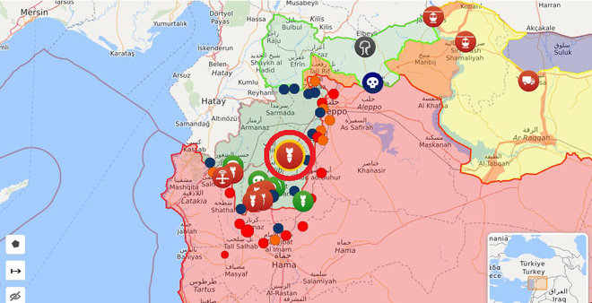 Tăng T-90 xuất hiện ở Aleppo, dấu hiệu đánh lớn - F-35 Israel nếm mùi chết chóc với S-400 Nga - Ảnh 14.