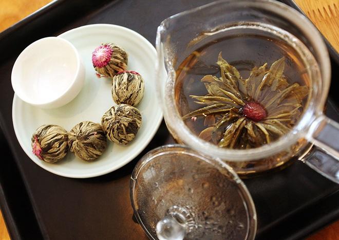 Bát nháo thị trường trà hoa nở, hàng Tàu siêu rẻ bán tràn lan trên các trang mạng - Ảnh 1.