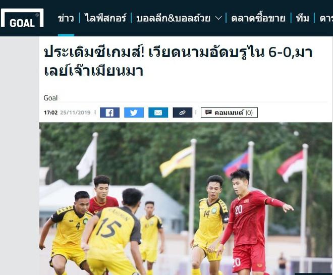 """Báo Thái Lan: """"Hàng công của U22 Việt Nam có sức công phá ghê gớm"""" - Ảnh 2."""