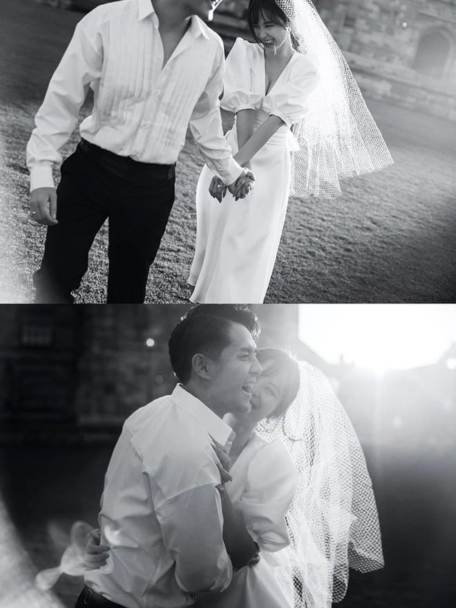 Chuyện khó tin sau bộ ảnh cưới ngọt ngào của thiếu gia tập đoàn nhựa và ca sĩ Đông Nhi - Ảnh 4.
