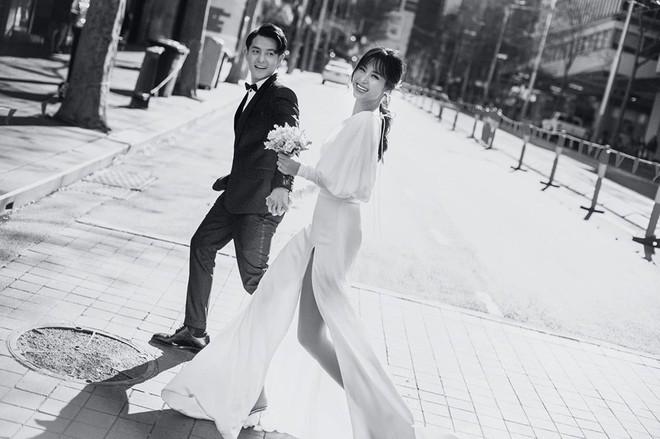 Chuyện khó tin sau bộ ảnh cưới ngọt ngào của thiếu gia tập đoàn nhựa và ca sĩ Đông Nhi - Ảnh 7.