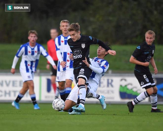 Văn Hậu nhận tin vui từ Heerenveen, xóa tan nỗi buồn thua trận - Ảnh 2.
