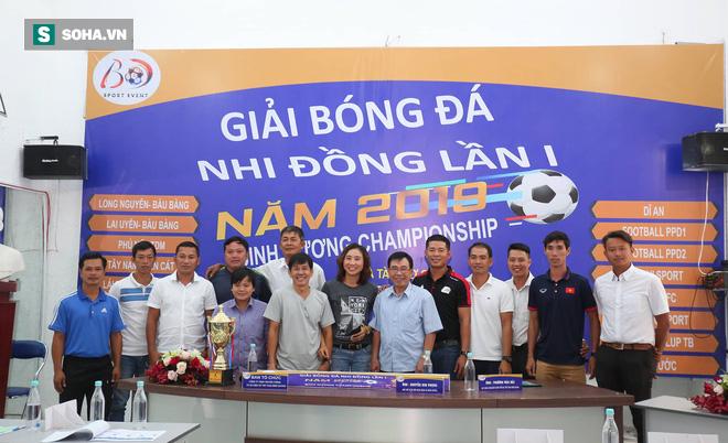 Người thầy đầu tiên của Anh Đức muốn tìm Etoo đệ nhị cho bóng đá Việt Nam - Ảnh 1.
