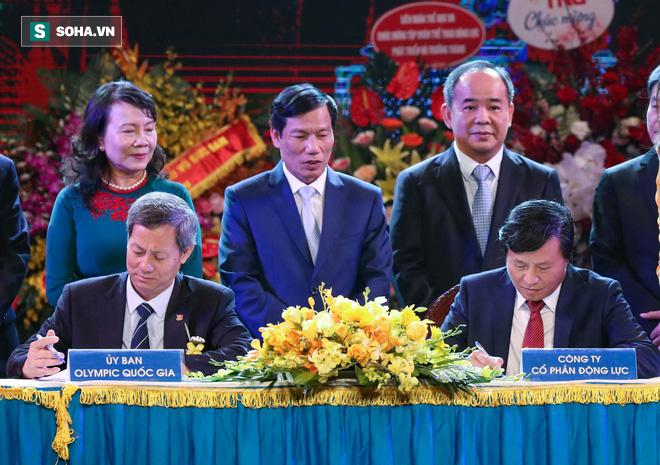 Đình Trọng cùng các VĐV Việt Nam nhận tin vui ngay trước ngày khởi tranh SEA Games 30 - Ảnh 1.
