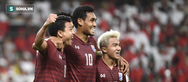Thái Lan gây ngạc nhiên lớn với FIFA trước thềm trận quyết đấu tuyển Việt Nam - Ảnh 1.