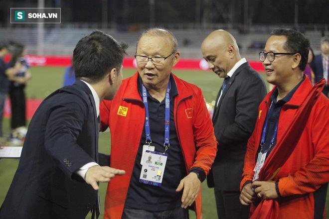 Đại diện BTC xin lỗi thầy Park sau vụ việc ồn ào vì tấm thẻ đỏ ở trận chung kết SEA Games - Ảnh 3.