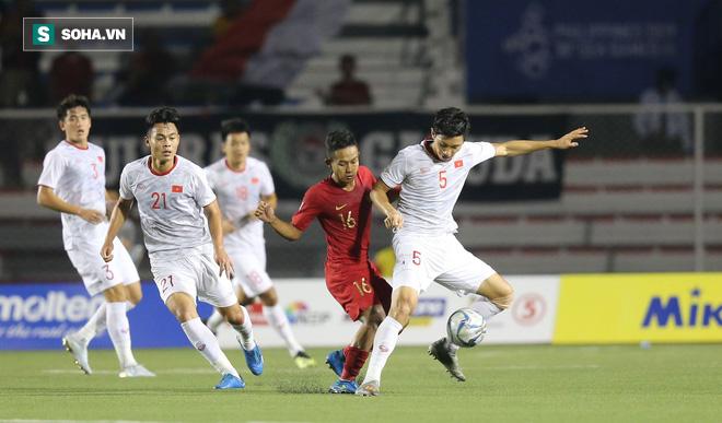U22 Việt Nam xô đổ nhiều kỷ lục sau chức vô địch SEA Games - Ảnh 1.