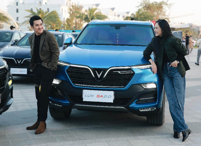 Vinfast Lux SA2.0 đổi màu xanh ngọc lục bảo độc nhất Việt Nam khiến dân xe mê mẩn - Ảnh 9.