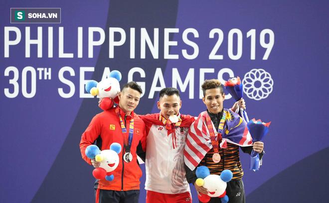 TRỰC TIẾP SEA Games ngày 2/12: Chưa có thêm HCV, Việt Nam bị bám đuổi gắt gao - Ảnh 2.