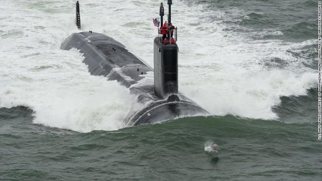 Mỹ chơi lớn: Chi số tiền kỷ lục sắm loạt tàu ngầm mới mang tên lửa Tomahawk dằn mặt TQ - Ảnh 1.