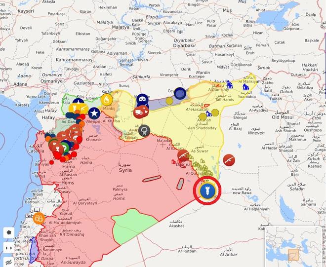 CẬP NHẬT: Giữa lúc QĐ Syria thương vong lớn, bệnh viện bay IL-76 Nga rời Khmeimim - Đêm nay có thể đánh rất lớn - Ảnh 14.