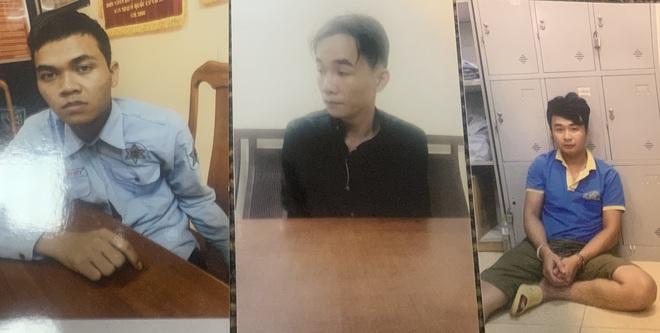 Khởi tố nhóm đối tượng dùng súng cướp tiệm vàng ở huyện Hóc Môn - Ảnh 1.
