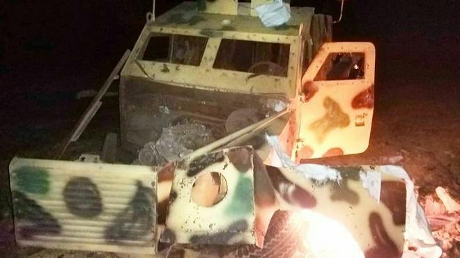 CẬP NHẬT: Giữa lúc QĐ Syria thương vong lớn, bệnh viện bay IL-76 Nga rời Khmeimim - Đêm nay có thể đánh rất lớn - Ảnh 16.