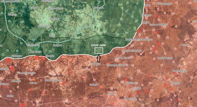 CẬP NHẬT: Giữa lúc QĐ Syria thương vong lớn, bệnh viện bay IL-76 Nga rời Khmeimim - Đêm nay có thể đánh rất lớn - Ảnh 3.