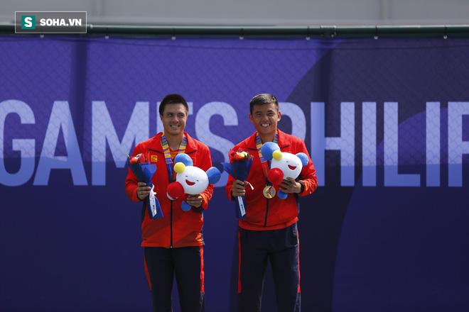 TRỰC TIẾP SEA Games 30 ngày 6/12: Lý Hoàng Nam giành tấm HCV lịch sử - Ảnh 3.