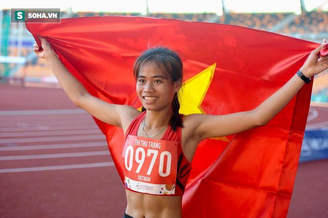 TRỰC TIẾP SEA Games ngày 8/12: Điền kinh Việt Nam giành liên tiếp 2 HCV - Ảnh 1.